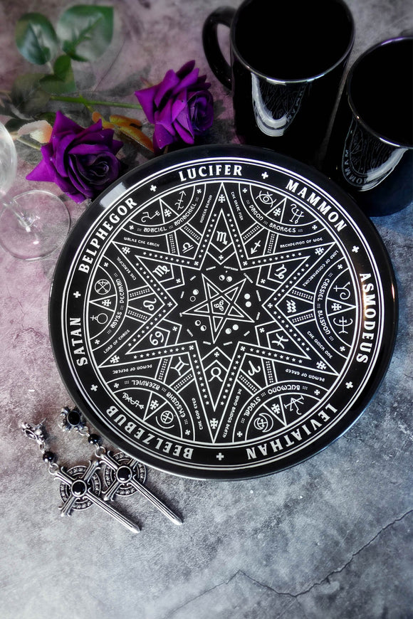 Summoning Decorative Plate
