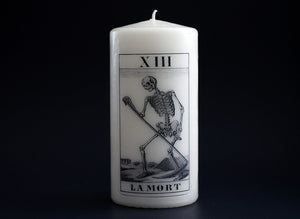 Tarot Pillar Candle
