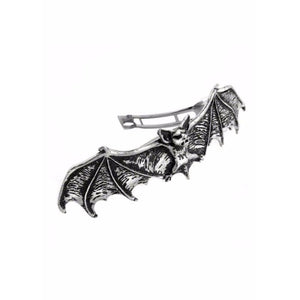Darkling Bat Hair Slide