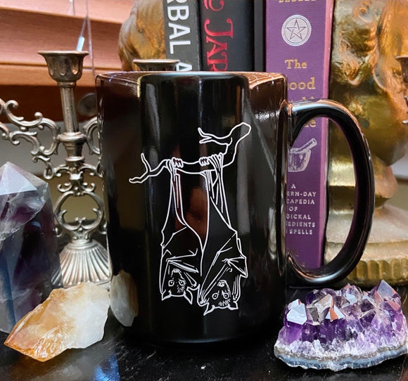 Nocturnal Lovers Mug