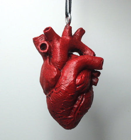 Anatomical Heart Ornament