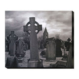 Cold Mourning Stretched Canvas