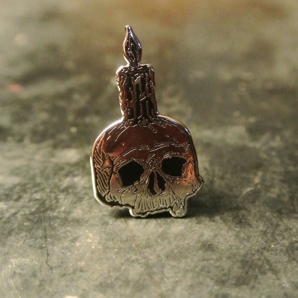 Skull Candle Pin
