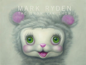 The Snow Yak Book By Mark Ryden