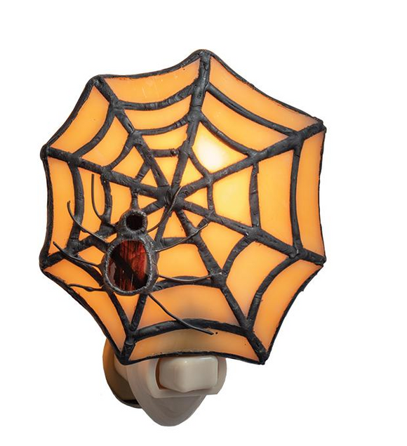 Web Weaver Night Light