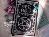 Spells & Hexes 3D Journal