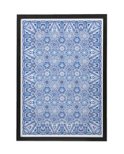Load image into Gallery viewer, Magic Carpet Print - Blue