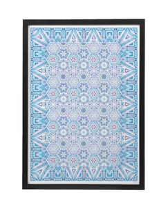 Magic Carpet Print - Multi