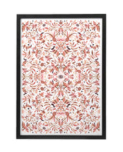 Load image into Gallery viewer, Otomi Print - Rust