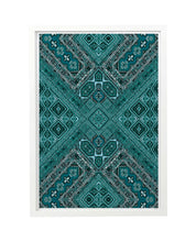 Load image into Gallery viewer, Morocco Print - Teal