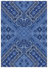 Load image into Gallery viewer, Morocco Print - Blue