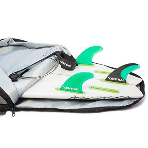 Dorsal Travel Shortboard Surfboard Bag [5'10, 6'0, 6'2, 6'6, 6'8, 7'0, 7'6]