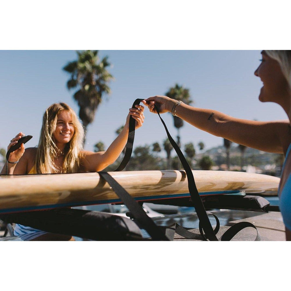 Dorsal Aero Rack Pads 19 Inch and 15 ft Straps for Car Surfboard Kayak SUP Snowboard - DORSAL?« Surf Shop - Dorsalfins.com?ÇÄ