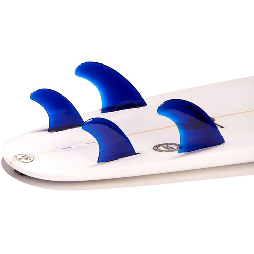 Dorsal Performance Flexrez Core Surf Quad Surfboard Fins (4) FCS Compatible Blue - DORSAL® Surf Shop - Dorsalfins.com‎