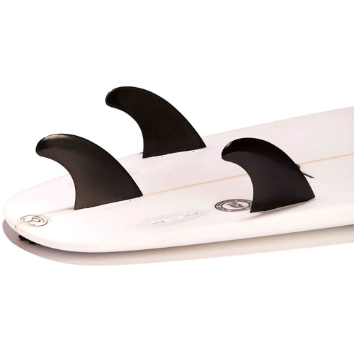 Dorsal Performance FlexRez Surf Thruster Surfboard Fins (3) FCS Compatible Glass Filled - DORSAL® Surf Shop - Dorsalfins.com‎