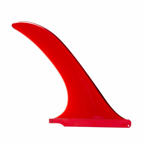 Dorsal Pintail Single Surf SUP Longboard Surfboard Fins ( Flex ) - Red - DORSAL® Surf Shop - Dorsalfins.com‎