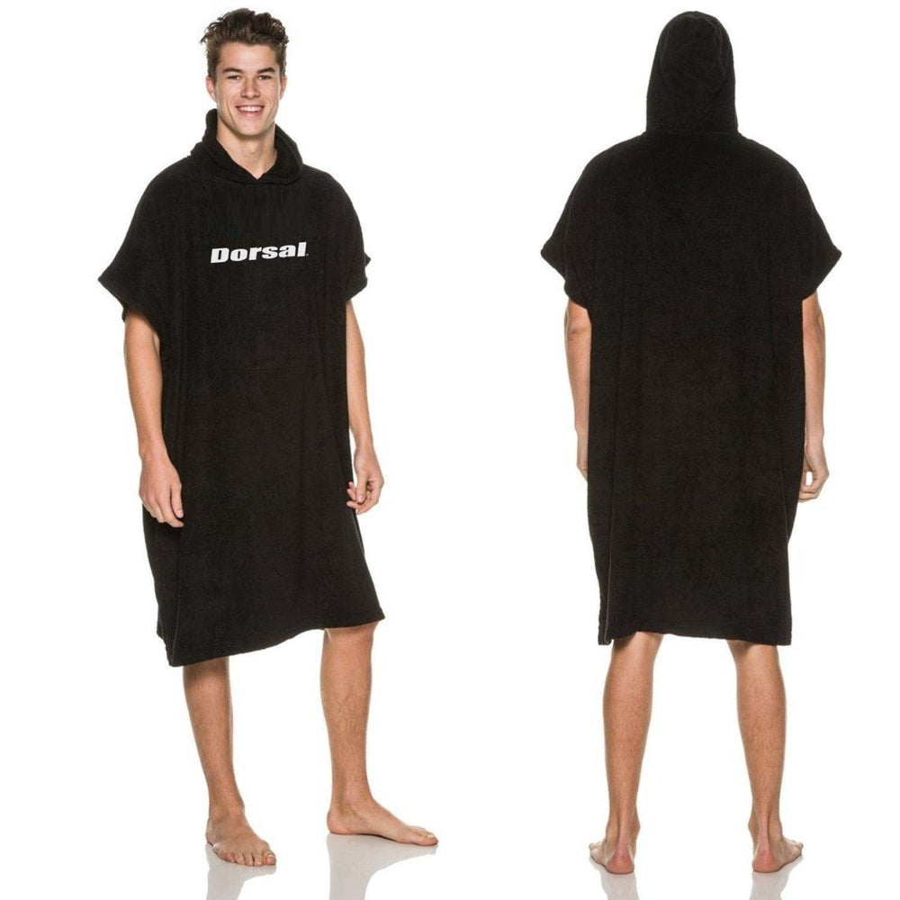 Changing Poncho Surf Beach Swim Wetsuit Robe Thick Towel with Hood - DORSAL?« Surf Shop - Dorsalfins.com?ÇÄ