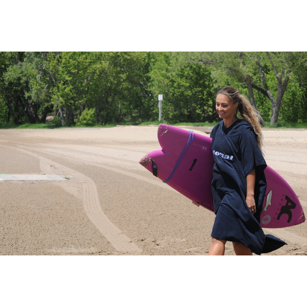 Changing Poncho Surf Beach Swim Wetsuit Robe Thick Towel with Hood - DORSAL® Surf Shop - Dorsalfins.com‎