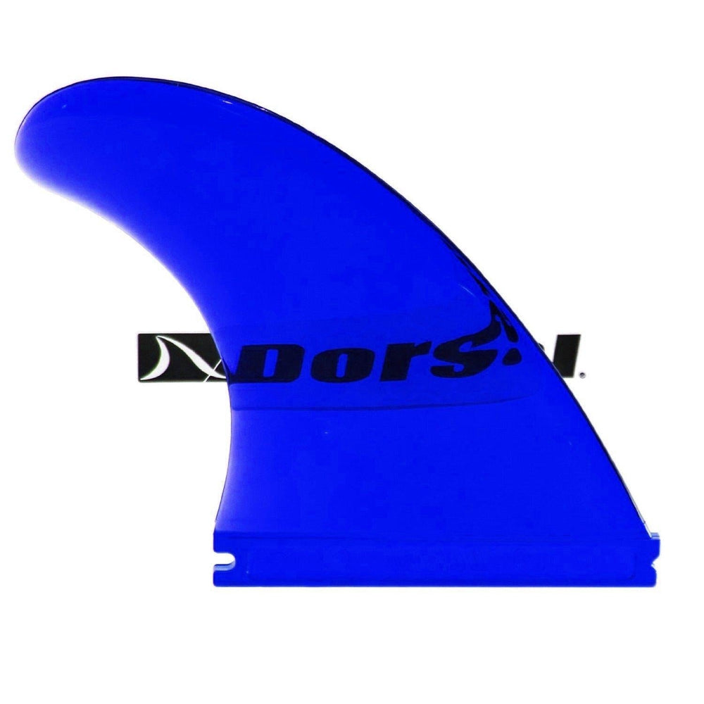 Dorsal Performance Flexrez Core Surfboard Thruster Surf Fins (3) FUT Compatible Blue - DORSAL?« Surf Shop - Dorsalfins.com?ÇÄ