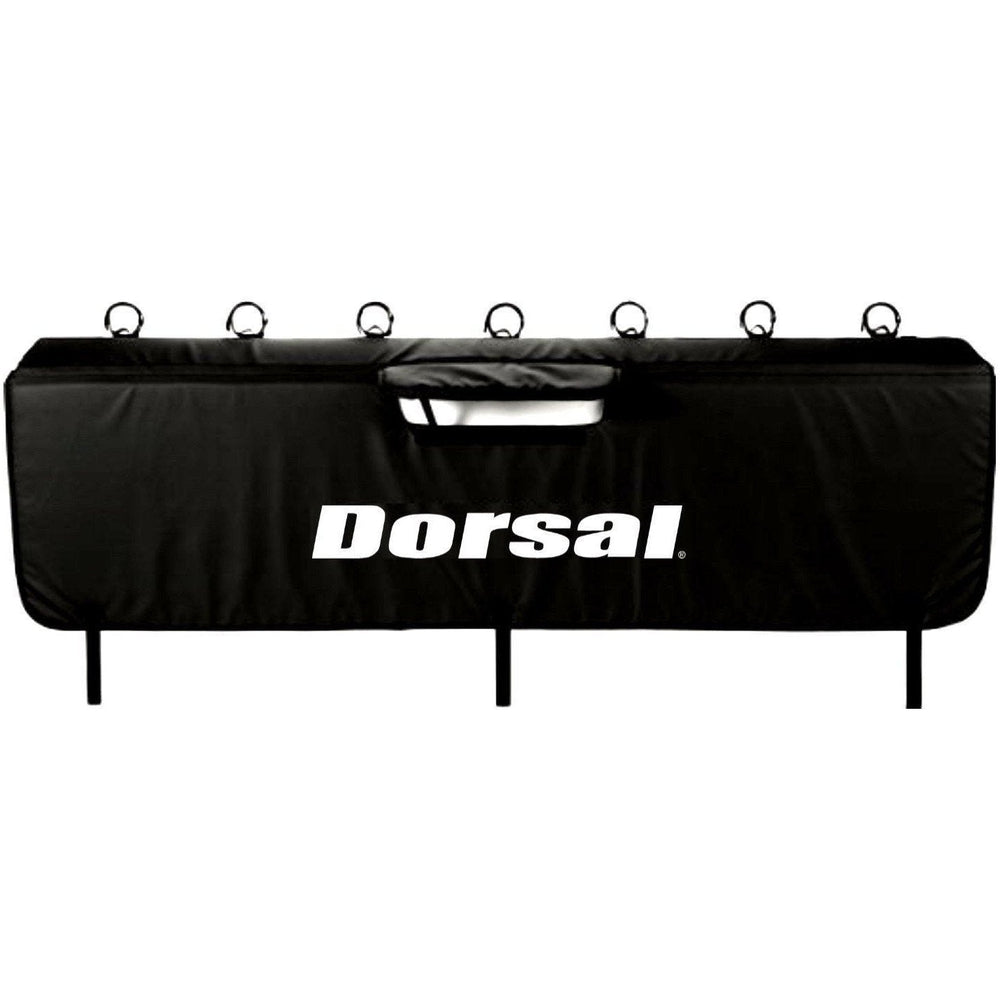 Dorsal Full Size Truck Tailgate Pad Black Surf Bike for Surfboard Bicycle Payload