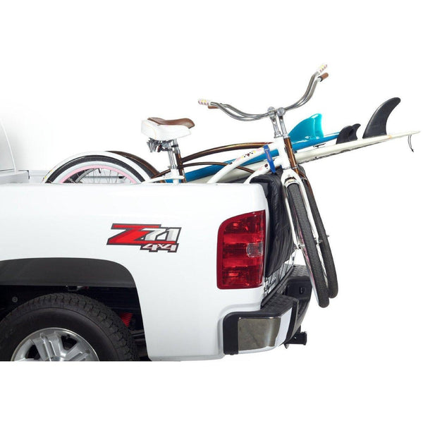 Dorsal Full Size Truck Tailgate Pad Black Surf Bike For