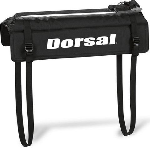 Dorsal Deluxe Wrap-Rax Surf and Snow Soft Roof Rack Pads Straps, 19 Inch