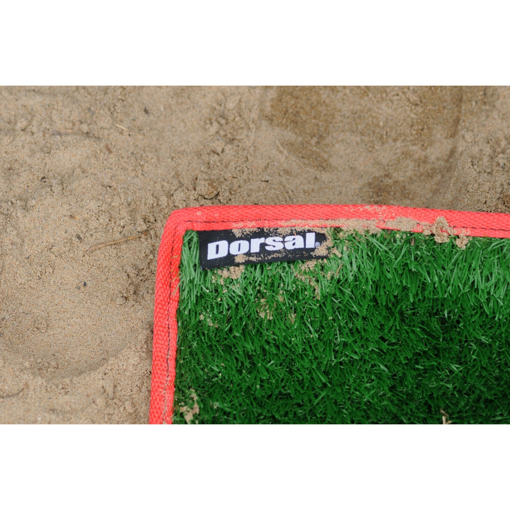 Dorsal Surf Grass Mat in Sand at Beach