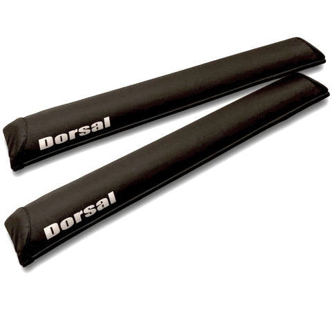 Dorsal Aero Roof Rack Pads Car Roof Surfboard SUP Snowboard 20 Inch