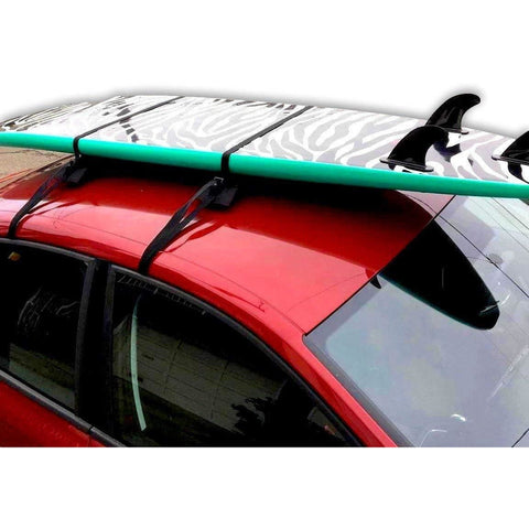 Dorsal Wrap-Rax SUP Wide Surfboard Longboard Soft Racks Roof Pads Straps Long Kayaks 28 Inch