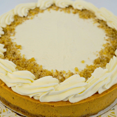 Pumpkin Cheesecake on Sale