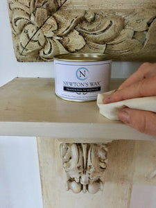 Which wax to use over our Chalk Paint finish?