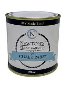 Chalk paint Varnish-NEW PRODUCT.