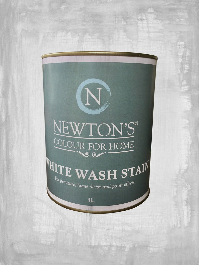 NEW in Store: Newton's Whitewash Stain.