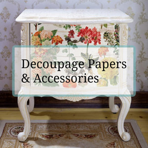 Decoupage Products.