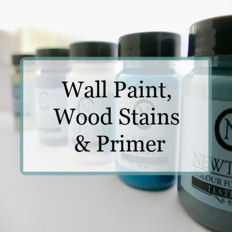 Wood Stains, Wall & Trim Paints