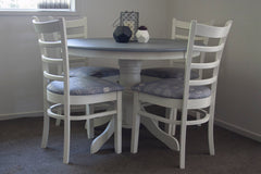 Newtons chalk paint table