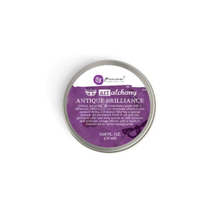 Art Alchemy Antique brilliance -Amethyst Magic Wax