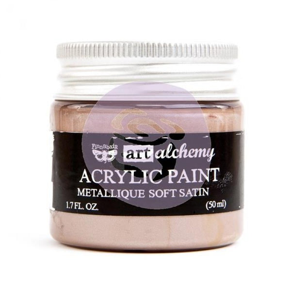 Art Alchemy Métallique Paint- Soft Satin