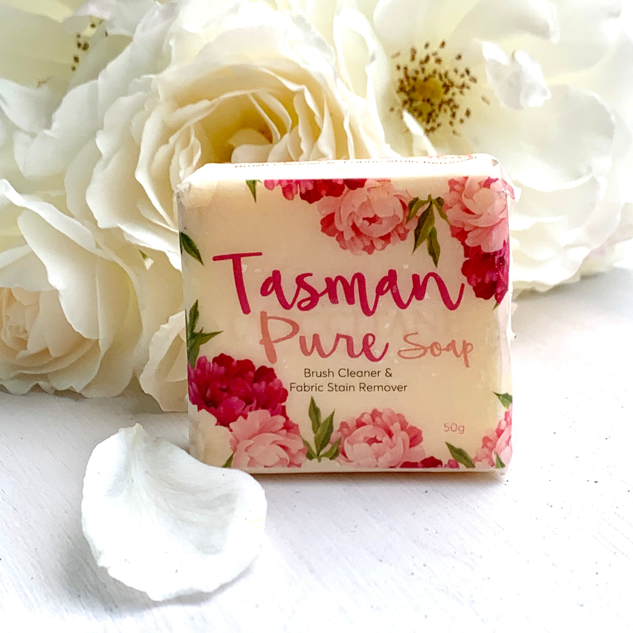 Tasman Pure Brush & Laundry Soap