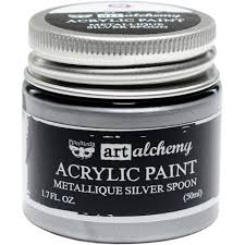 Art Alchemy Métallique Paint- Silver