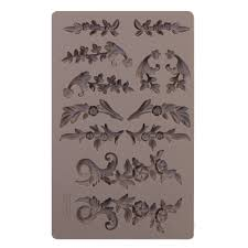 Re Design Decor Mould - DELICATE FLORA