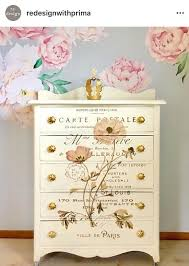 Furniture transfer Carte Postale