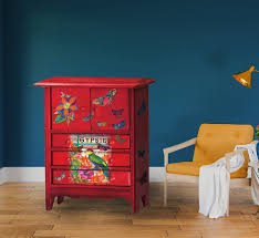 Furniture transfer Boho Bird Butterfly
