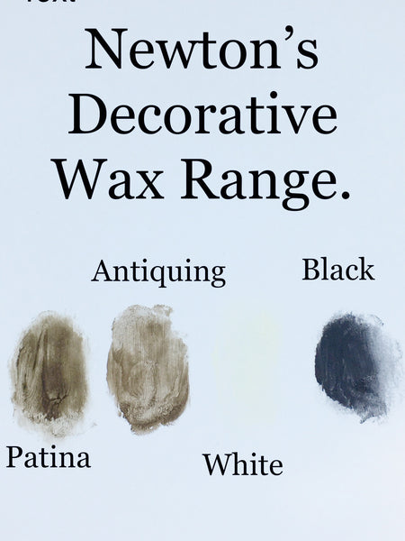 Antiquing wax for chalk paint-Dark Brown.