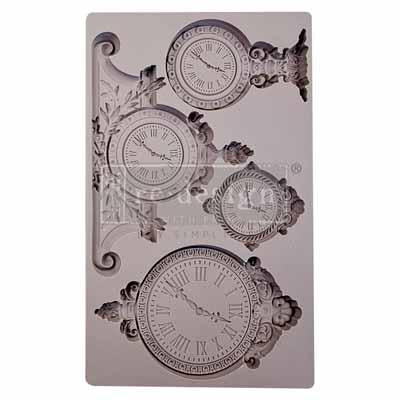 Re Design Decor mould - ELISIAN CLOCKWORKS