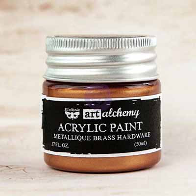 Art Alchemy Métallique Paint- Brass