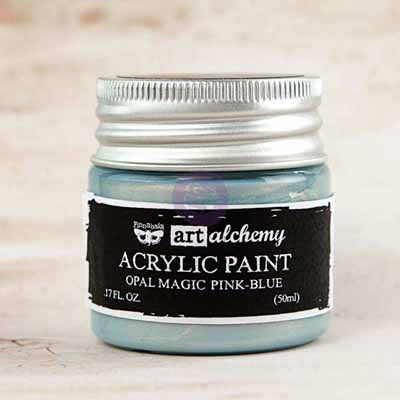 Art Alchemy Métallique Paint- Pink Blue