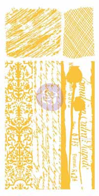 Adhesive Transfer - French designs and scripts