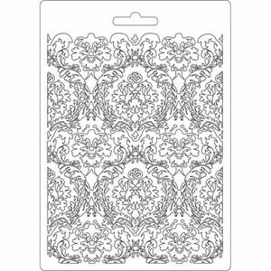 Texture Impression mould - Damask