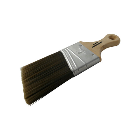 "Chalk paint/wax brush 2"" diagonal edge. - Newton's Chalk Finish Paint"